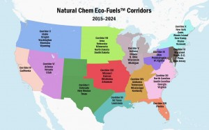 Natural Chem EcoFuels Corridors 2015-2024