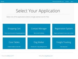 select-your-application